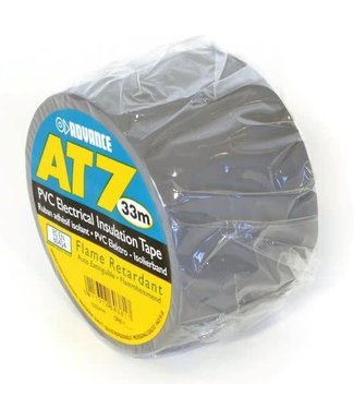 Advance Advance AT7 PVC tape 50mm x 33m Grijs
