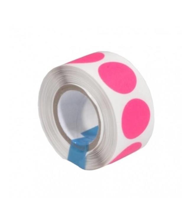Pro Gaffer Punkte - 100 Stück rosa