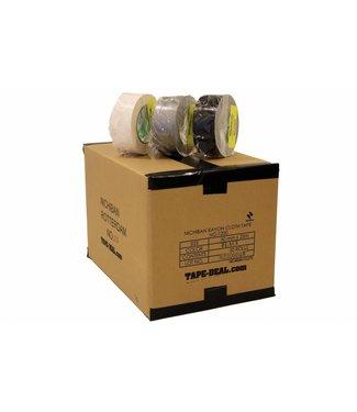Nichiban Nichiban Gaffa Tape 50mm x 25m, Box in der Mischung