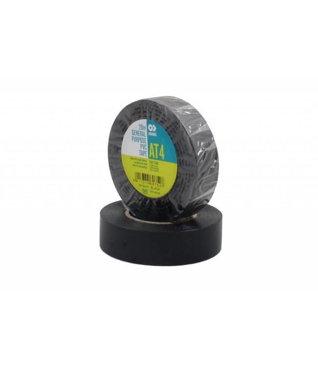 Advance-AT4 PVC 19mm x 20m Schwarz