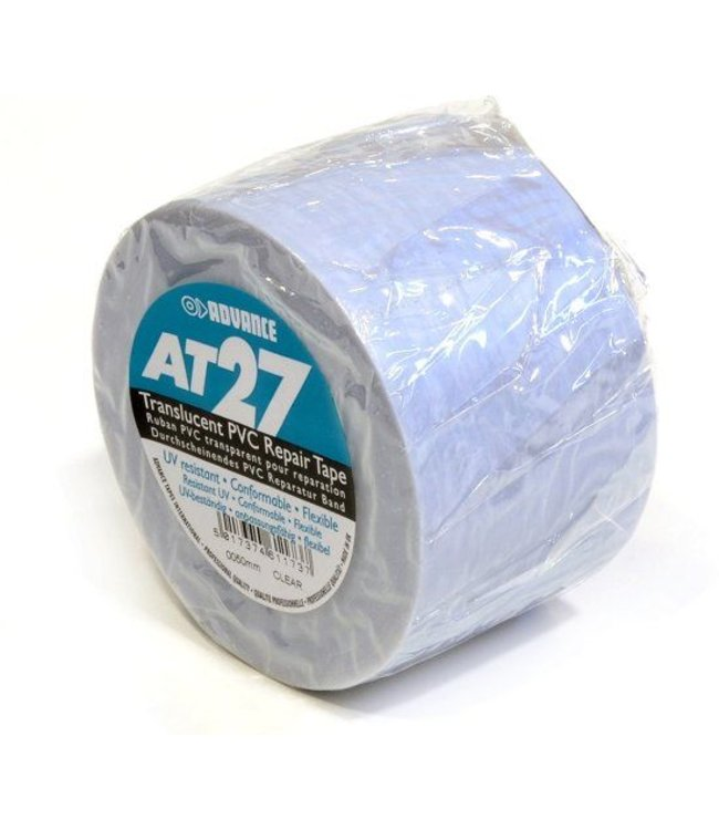 Advance-AT27 PVC Band 50mm x 33m Transparent