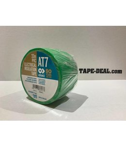 Advance Advance AT7 PVC tape 50mm x 33m Groen