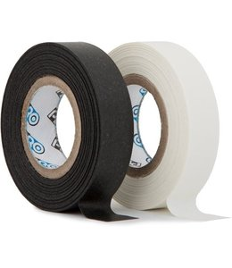 Pro Tapes Pro fluor tape mini rollen 12mm x 9,2m – Zwart en Wit