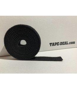 Velcro klittenband 20mm x 2,5 meter