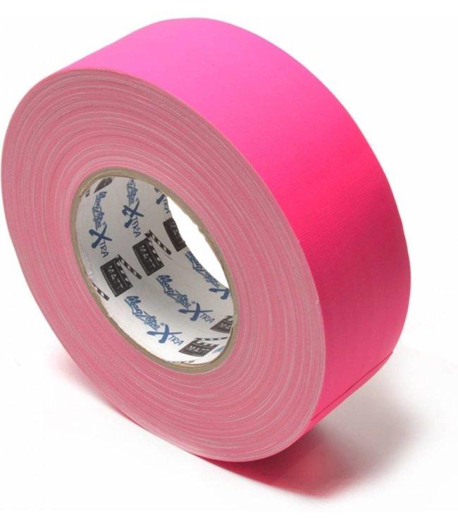 Magtape XTRA Matt Gaffa 50mm x 50m Neon Pink