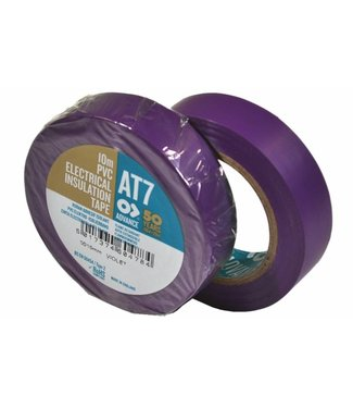 Advance Advance AT7 PVC tape 15mm x 10m Paars