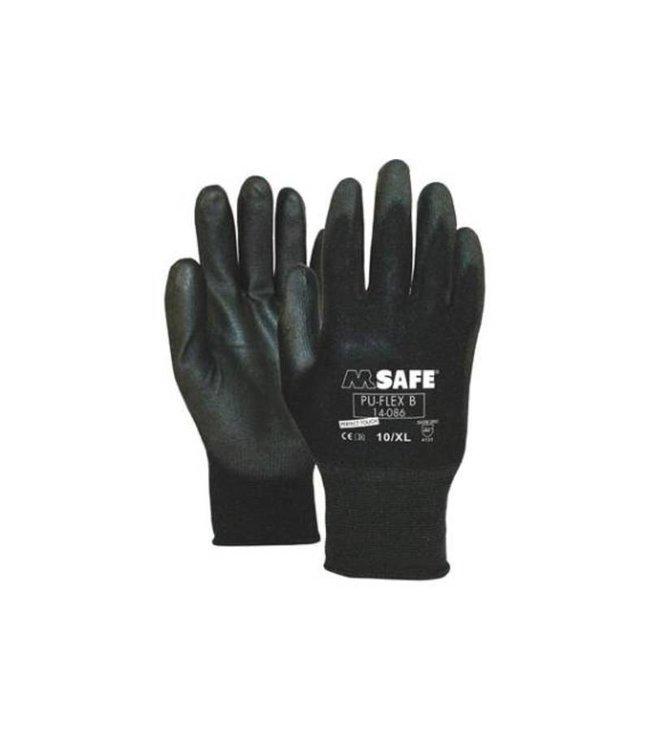 M-Safe-Pu-Flex B 14-086 Handschuhe