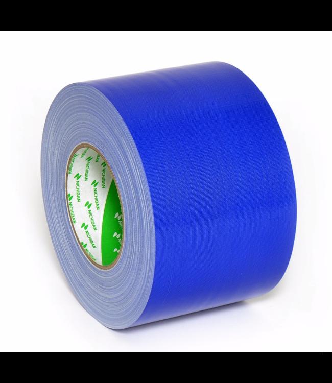 Nichiban Gaffa Tape 75mm x 50m blau