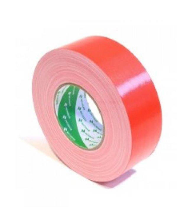 Nichiban Gaffa Tape 75mm x 50m rot