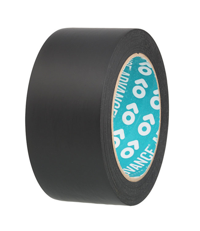 Advance Advance AT5 PVC tape 50mm x 33m Zwart