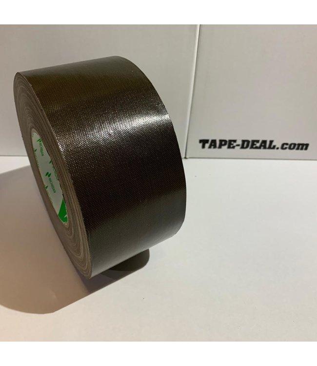 Nichiban Gaffa Tape 75mm x 50m Olijf Groen