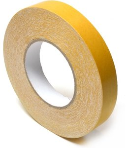 TD47 TD47 Dubbelzijdige High Tack linnen tape 25mm x 25m