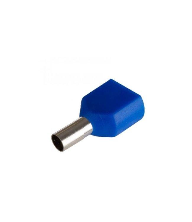TD47 Adereindehuls 16mm Blauw