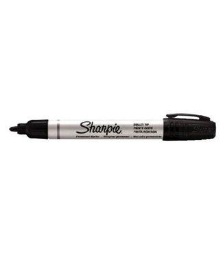 Sharpie Sharpie Pro Metal Rond  1.5-3mm Zwart