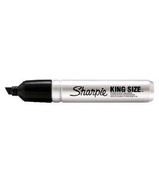 Sharpie Sharpie Pro Schuin 4-7mm Zwart (King Size)