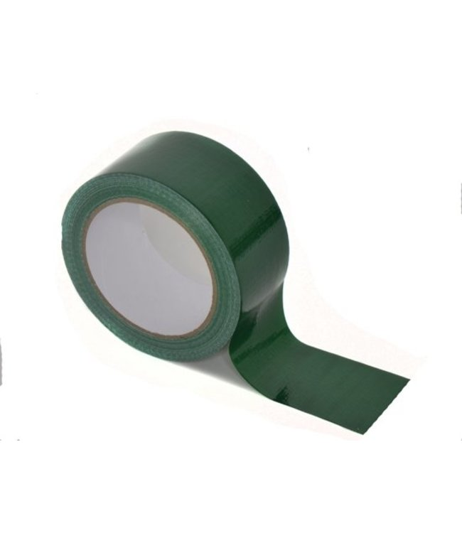 TD47 Products TD47 Ducttape 50mm x 25m Groen