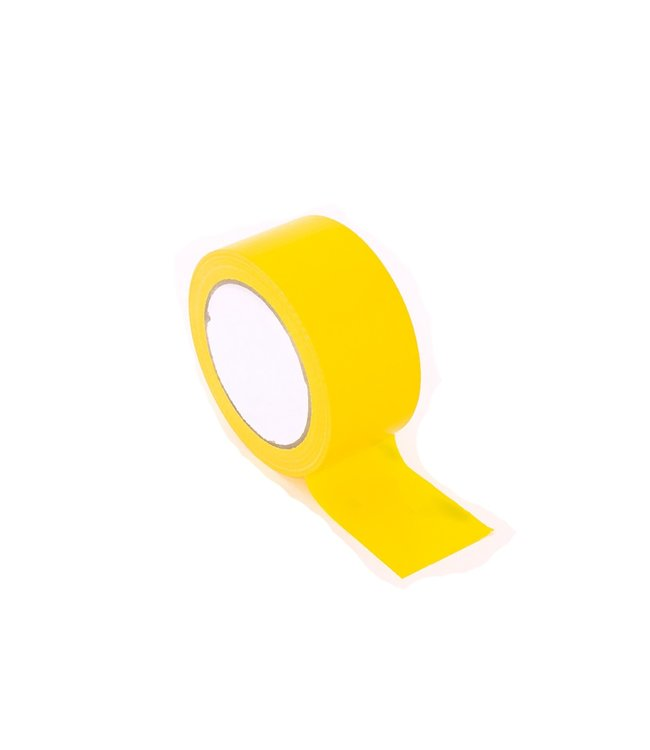 TD47 Products TD47 Duct Tape 50mm x 25m Gelb