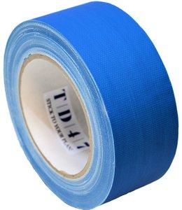 TD47 TD47 Gaffa Tape 50mm x 25m Fluor Blauw