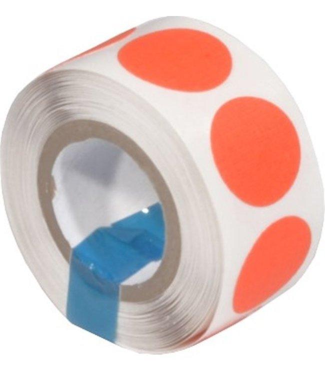 Pro Tapes Pro Gaffer Dots – 100 stuks Oranje