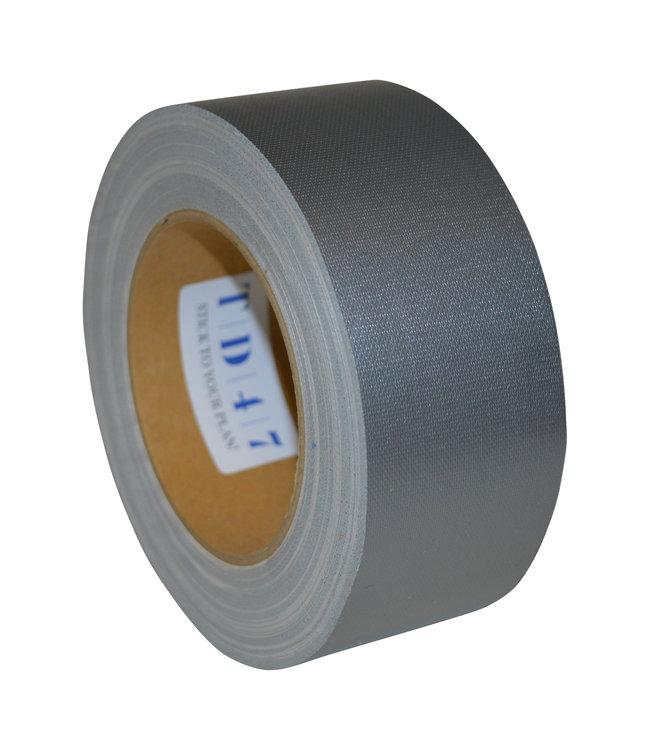 TD47 Gaffa Tape 50mm x 25m Grau