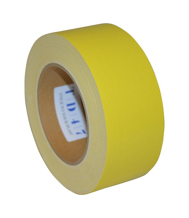 TD47 Products TD47 Gaffa Tape 50mm x 25m Geel