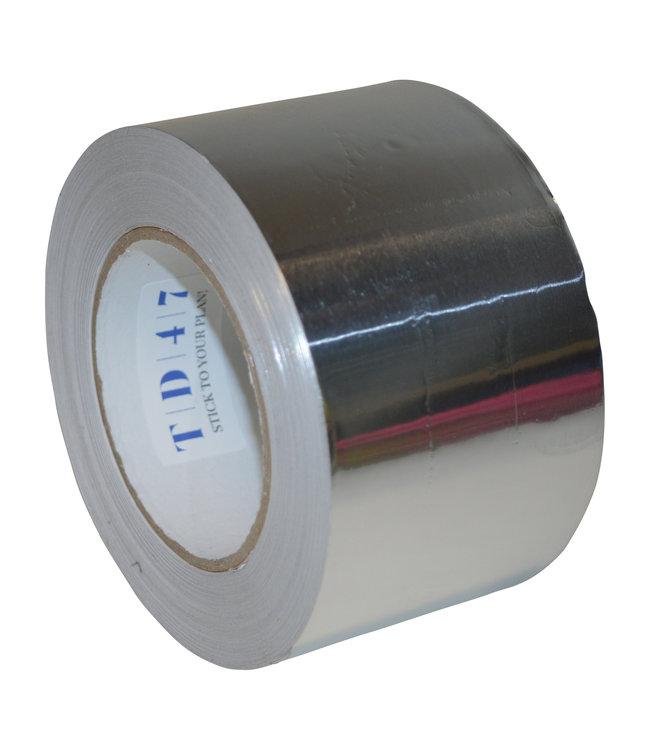 TD47 Aluminium Tape 75mm x 50m