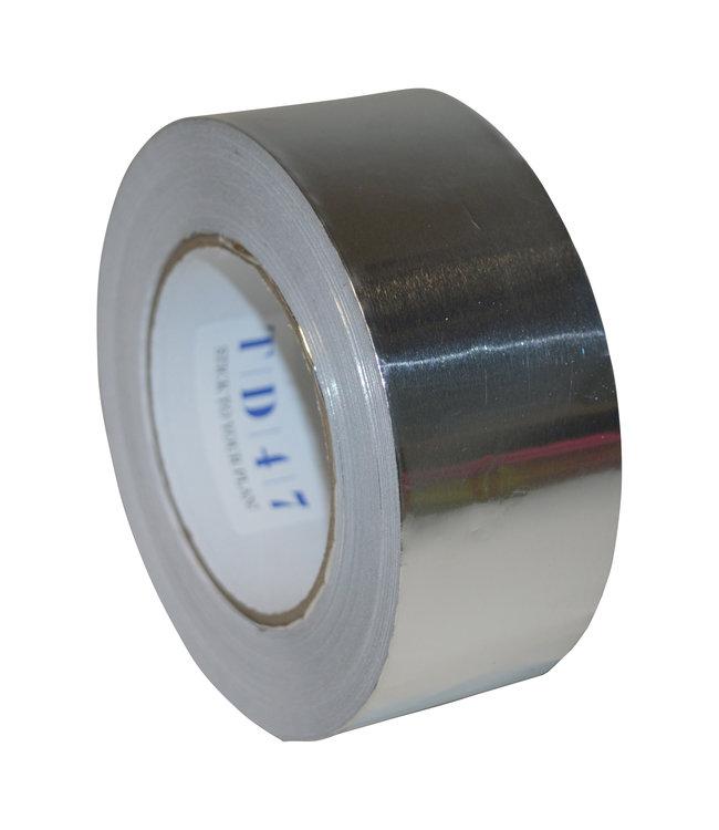 TD47 Aluminium Tape 50mm x 50m