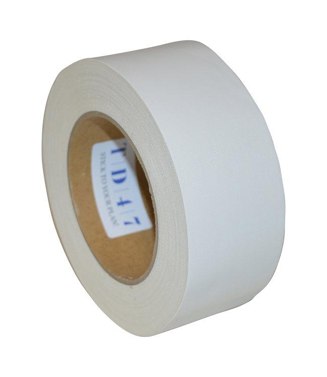 TD47 Gaffa Tape 50mm x 50m Weiß