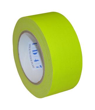 TD47 Products TD47 Gaffa Tape 50mm x 25m Neongelb