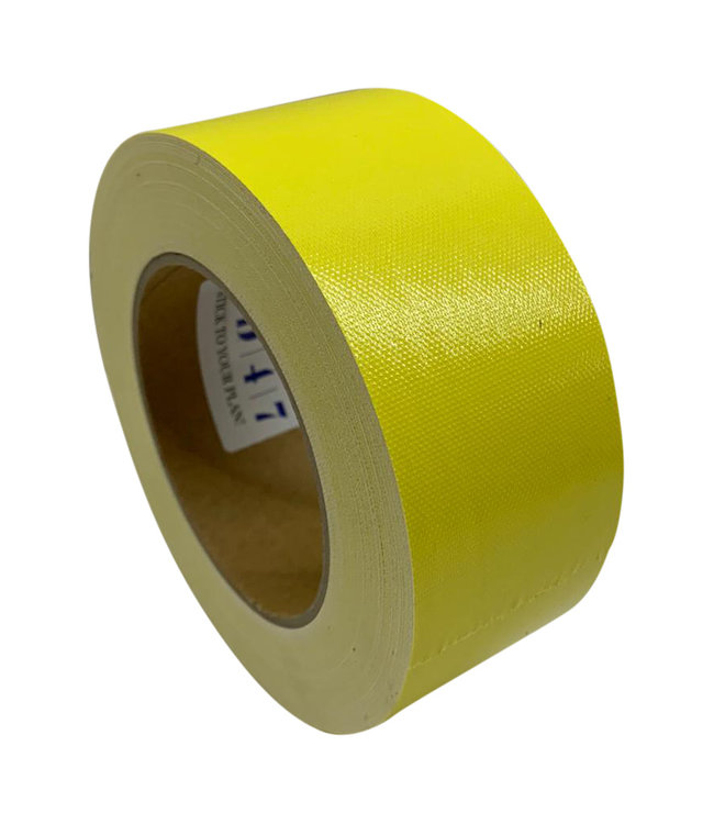 TD47 Products TD47 Gaffa Tape 50mm x 50m Geel