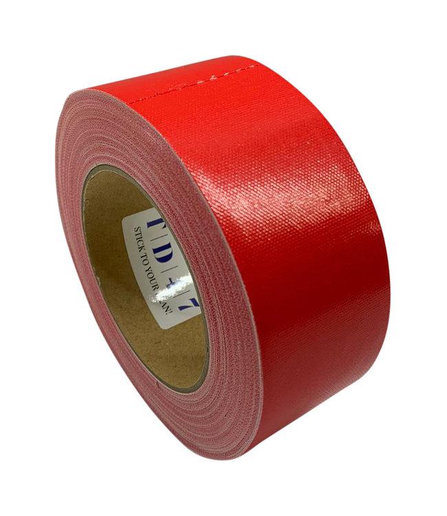 TD47 Gaffa Tape 50mm x 50m rot