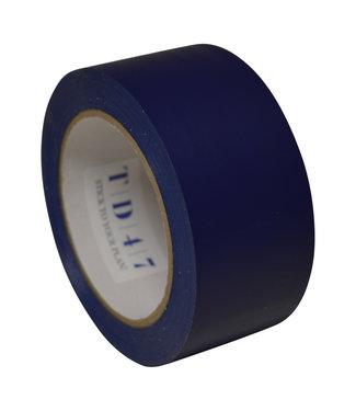 TD47 Products TD47 Sicherheitsmarkierungsband 50mm x 33m blau