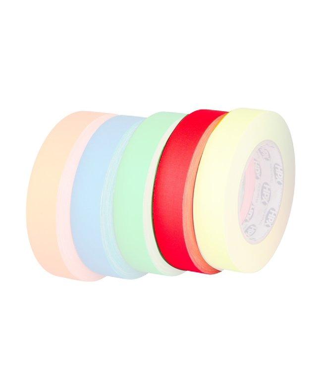 HPX Gaffer Tape Pro 25mm x 25m Fluor Roze