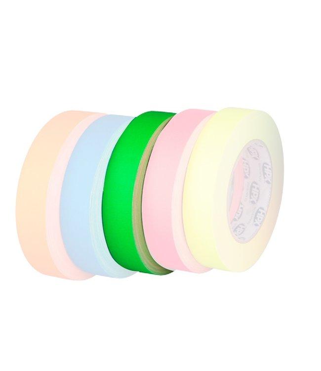 HPX HPX Gaffer Tape Pro 25mm x 25m Fluor Groen