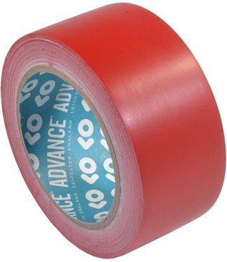 Advance Voraus AT8 PVC Markierungsband 50mm x 33m rot