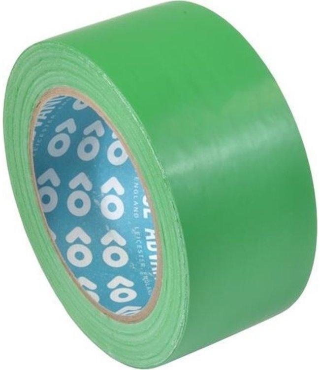 Advance AT8 PVC Markering tape 50mm x 33m Groen