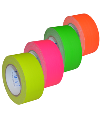 TD47 Products TD47 Gaffa Tape Fluoro Deal (Rollen 4)