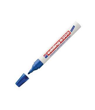 edding Edding 8300 Industrie «le Permanent-Marker blau (1,5-3 mm rund)