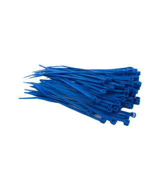 TD47 Products TD47 Kabelbinders 2.5 x 100 mm Blauw