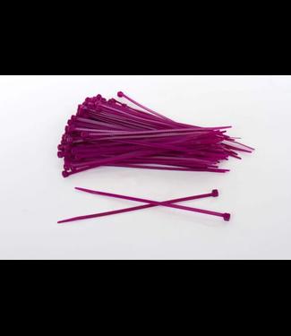 TD47 Products Cadres de câble TD47 2.5 x 100 mm violet
