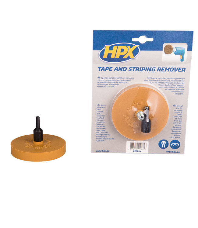 HPX Tape & Striping Remover