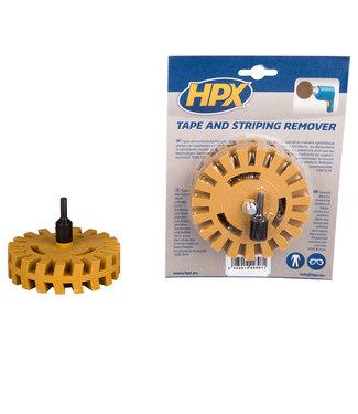 HPX Remover de bande HPX et de rayonnage grossier