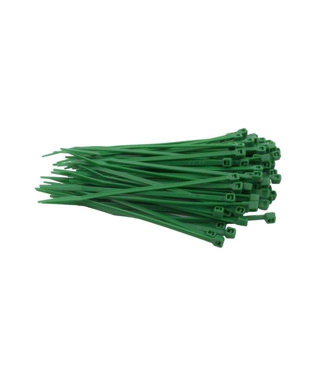 TD47 Kabelbinder 4.8 x 200 mm Grün