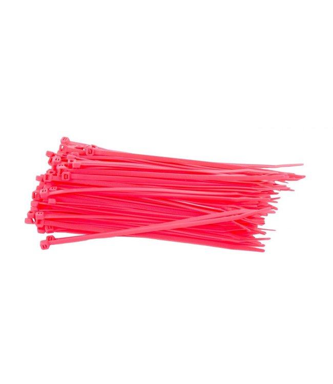TD47 Kabelbinder 4.8 x 200 mm Rosa