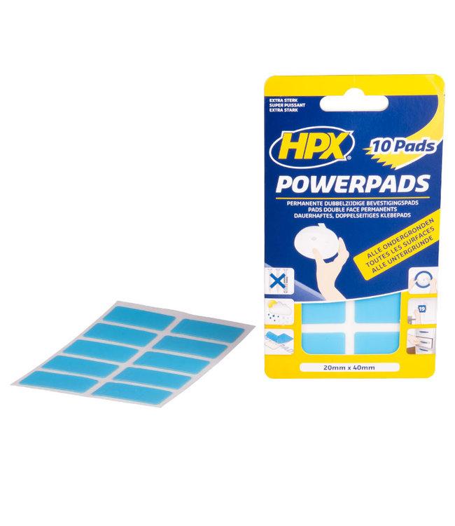 HPX Leistung Pads 20mm x 40mm