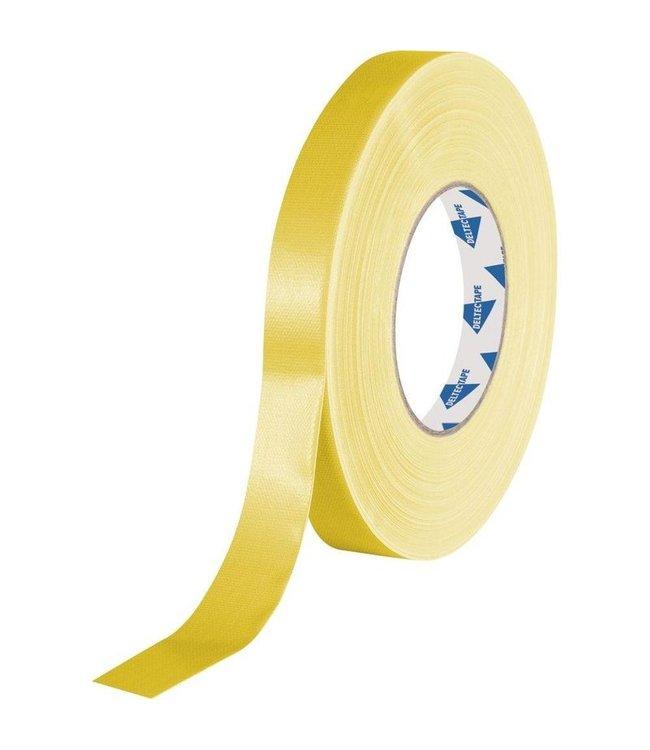 Deltec Gaffa Tape Pro 19mm x 50m Geel