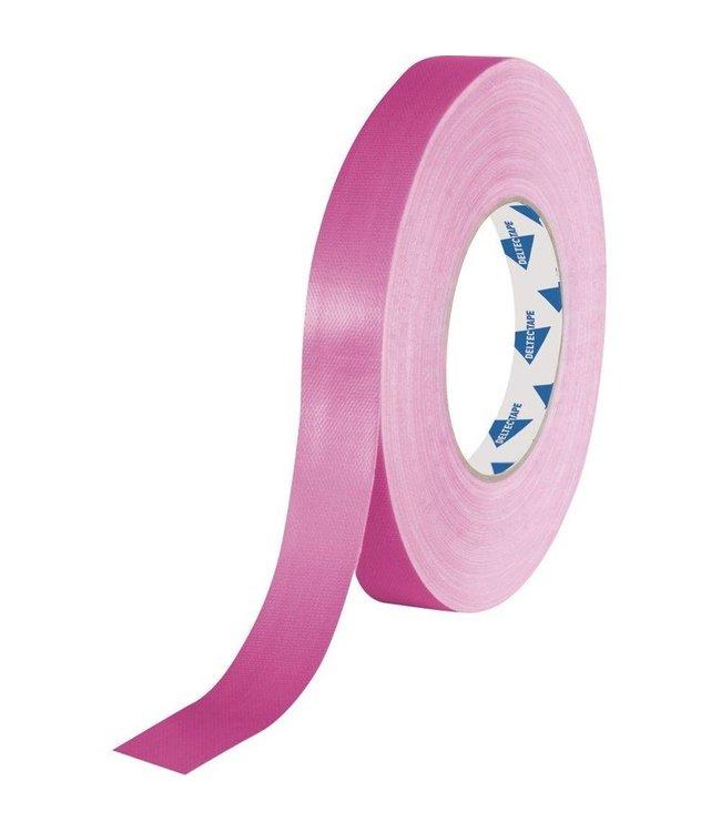 Deltec Gaffa Tape Pro 19mm x 50m Roze