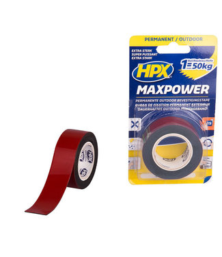 HPX HPX Maxpower 25mm x 1.5m