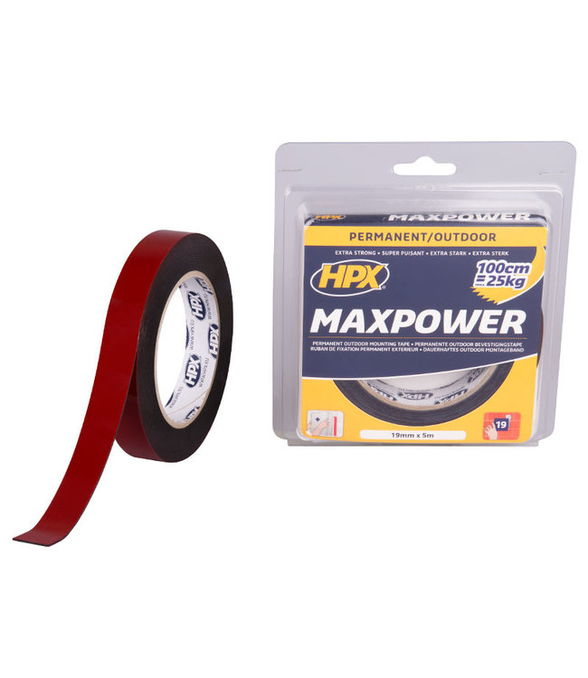 HPX Maxpower 19mm x 5m