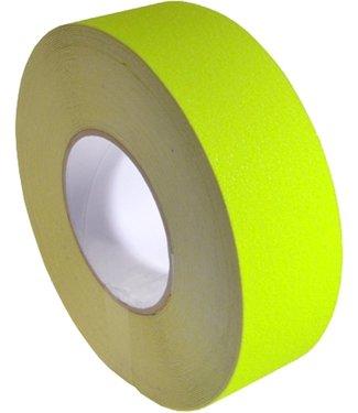 TD47 Products TD47 Tape antidérapante 50mm x 18.3m Fluorine jaune